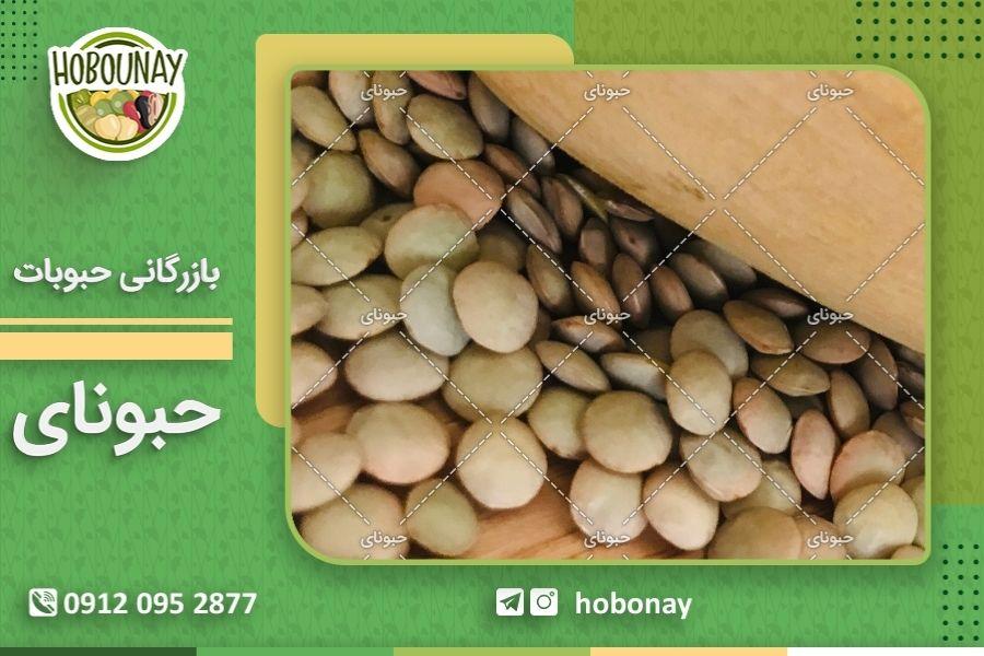 صادرات حبوبات با کیفیت
