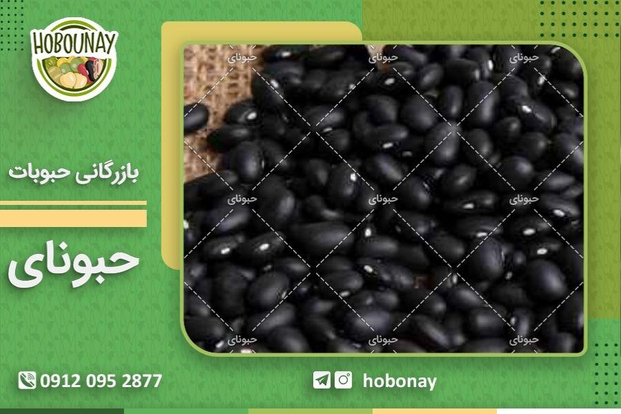خرید لوبیا سیاه در اصفهان به صورت عمده
